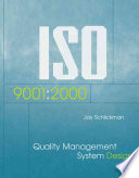 Iso 9001 2000 Quality Management System Design