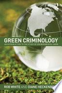 Green Criminology