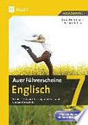 Auer F  hrerscheine Englisch Klasse 7