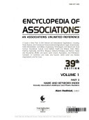 Encyclopedia of associations