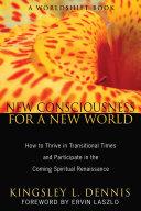 download ebook new consciousness for a new world pdf epub