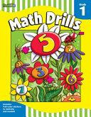 Math Drills Grade 1 Flash Skills  book