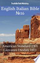 English Italian Bible No16