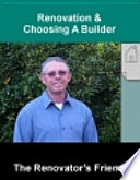Home Renovation & Choosing A Builder