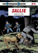 illustration Les Tuniques Bleues - tome 62 - Sallie