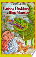 Robbie Packford   Alien Monster Book PDF