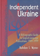 Independent Ukraine