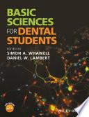Basic Sciences For Dental Students : basic sciences for dental students is...