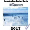 Kunstkalender im Buch   B  sum 2017