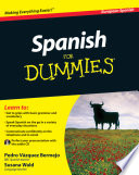 Spanish For Dummies  Enhanced Edition
