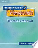Present Yourself 2 Teacher s Manual