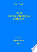 Stora svensk-interlingua ordboken (SSIO) A4