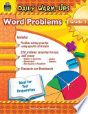 Daily Warm Ups  Problem Solving Math Grade 3