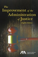 Improvement of the Administration of Justice