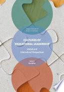 Cultures of Educational Leadership