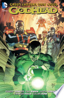 Green Lantern New Gods  Godhead