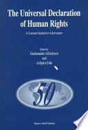 The Universal Declaration of Human Rights: A Common Standard of Achievement
