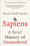 cover img of Sapiens