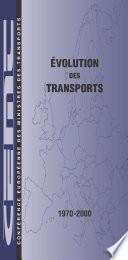 illustration Evolution des transports 2002