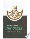 the quran an attempt at modern reading