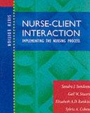 Nurse-client Interaction
