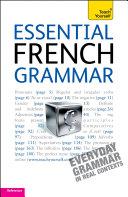 Essential French Grammar  Teach Yourself
