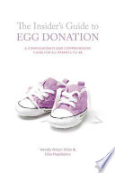 Insider s Guide to Egg Donation Book PDF