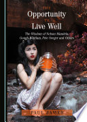 The Opportunity To Live Well book