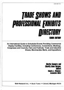Trade Shows and Professional Exhibits Directory
