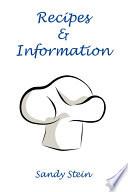Recipes & Information