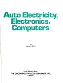 Auto Electricity  Electronics  Computers
