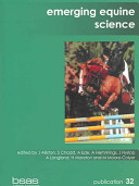 Emerging Equine Science