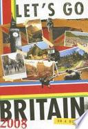Let s Go 2008 Britain