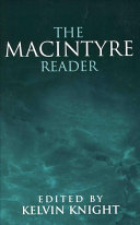 The MacIntyre Reader