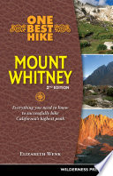 One Best Hike  Mount Whitney