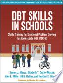 DBT  Skills in Schools