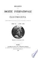 Bulletin de la Soci  t   internationale des   lectriciens