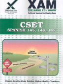 CSET Spanish 145  146  147