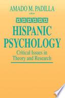 Hispanic Psychology