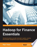 Hadoop for Finance Essentials