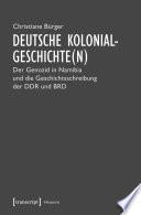 Deutsche Kolonialgeschichte N