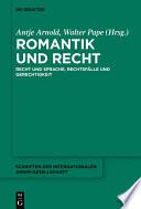 Romantik und Recht