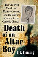 Book Death of an Altar Boy