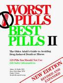 Worst Pills  Best Pills II