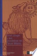 Ernst J  nger y sus pron  sticos del tercer milenio