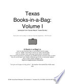 Ebook Texas Book-in-a-Bag Epub Carole Marsh Apps Read Mobile