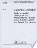 Defense Logistics