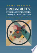Ebook Probability, Stochastic Processes, and Queueing Theory Epub Randolph Nelson Apps Read Mobile