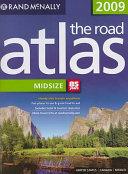 Rand McNally 2009 The Road Atlas Midsize