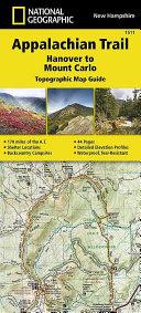 Appalachian Trail  Hanover to Mount Carlo  New Hampshire